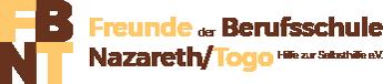 Freunde der Berufsschule Nazareth/Togo Logo für Mobilgeräte