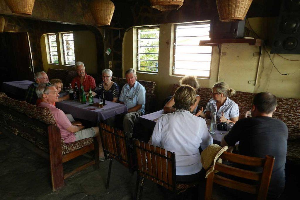 Der Verein in Togo unterwegs