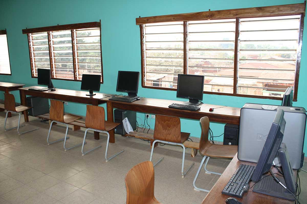 Das Internetcafe
