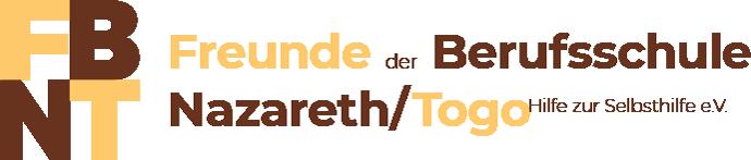Freunde der Berufsschule Nazareth/Togo Mobile Retina Logo