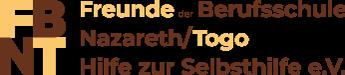 Freunde der Berufsschule Nazareth/Togo Logo